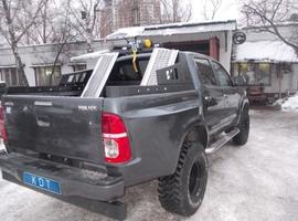 Тюнинг пикапов и внедорожников в Москве
